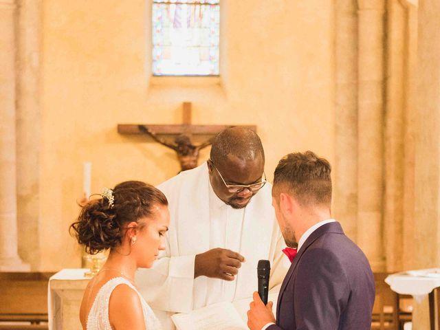 Le mariage de Alex et Lou à Bleury, Eure-et-Loir 20