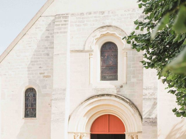 Le mariage de Alex et Lou à Bleury, Eure-et-Loir 21