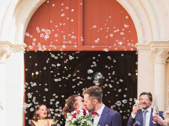 Le mariage de Alex et Lou à Bleury, Eure-et-Loir 23