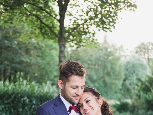 Le mariage de Alex et Lou à Bleury, Eure-et-Loir 25