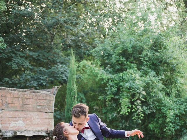 Le mariage de Alex et Lou à Bleury, Eure-et-Loir 32