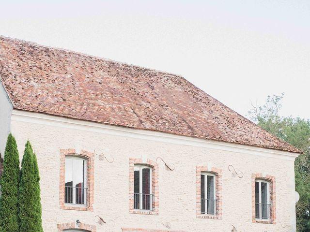 Le mariage de Alex et Lou à Bleury, Eure-et-Loir 35