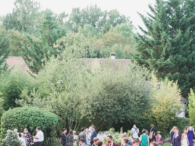 Le mariage de Alex et Lou à Bleury, Eure-et-Loir 36