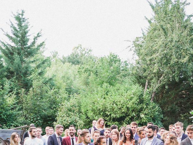 Le mariage de Alex et Lou à Bleury, Eure-et-Loir 40