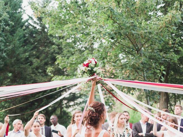 Le mariage de Alex et Lou à Bleury, Eure-et-Loir 41