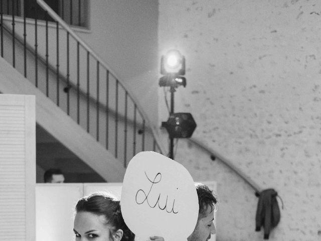 Le mariage de Alex et Lou à Bleury, Eure-et-Loir 43