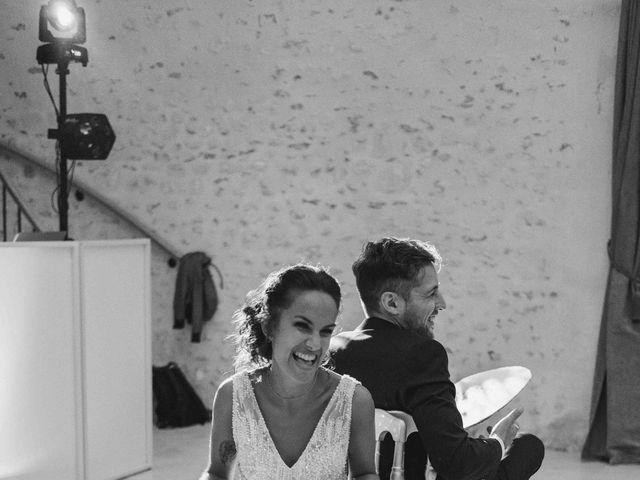 Le mariage de Alex et Lou à Bleury, Eure-et-Loir 45