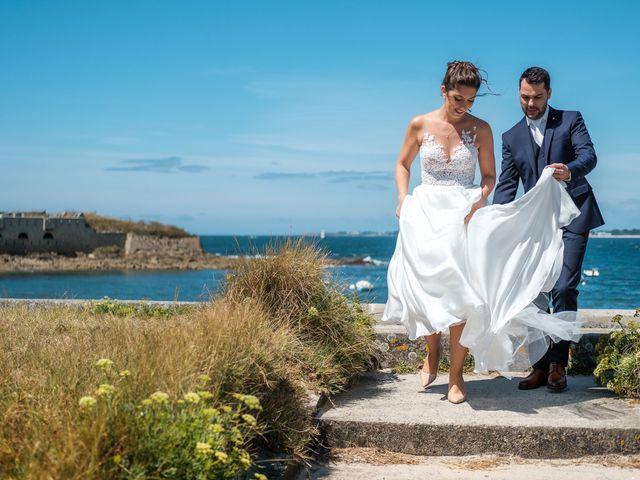 Le mariage de Loïc et Tania à Lorient, Morbihan 9