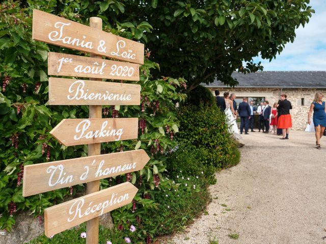 Le mariage de Loïc et Tania à Lorient, Morbihan 12
