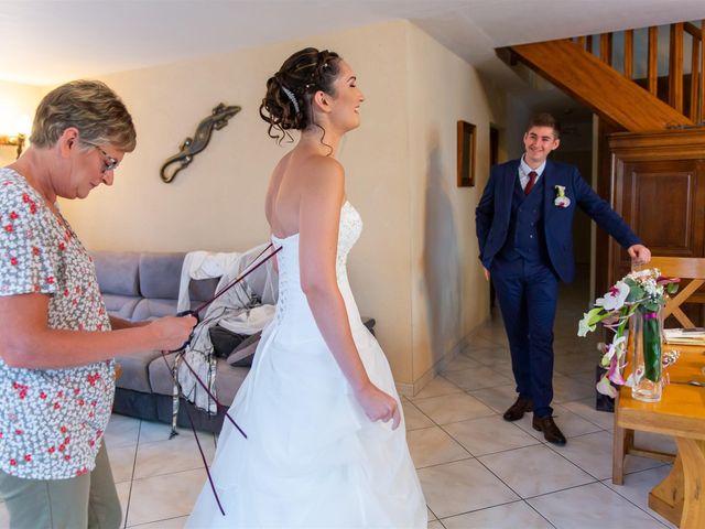 Le mariage de Maxime et Elise à Carquefou, Loire Atlantique 19
