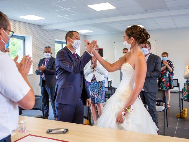 Le mariage de Maxime et Elise à Carquefou, Loire Atlantique 52