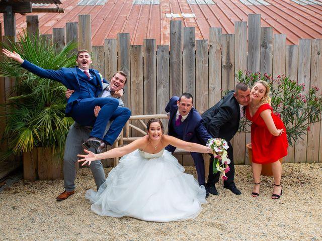 Le mariage de Maxime et Elise à Carquefou, Loire Atlantique 78