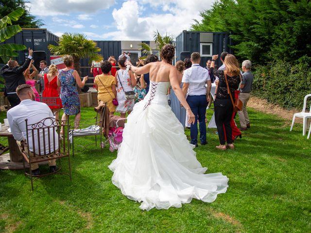 Le mariage de Maxime et Elise à Carquefou, Loire Atlantique 81