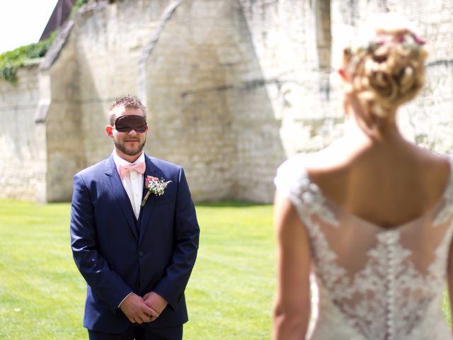 Le mariage de Armand et Aurélie à Courmelles, Aisne 14