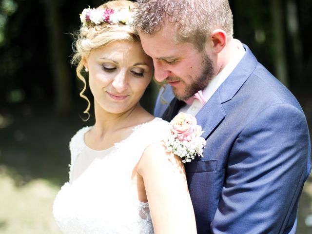Le mariage de Armand et Aurélie à Courmelles, Aisne 18