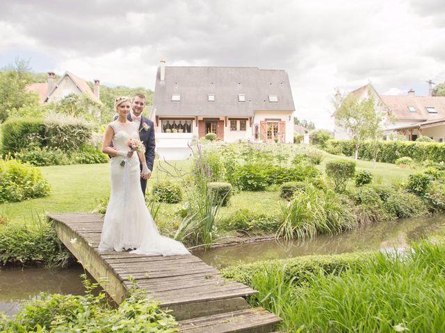 Le mariage de Armand et Aurélie à Courmelles, Aisne 27