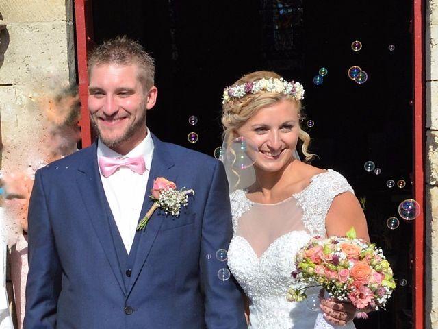 Le mariage de Armand et Aurélie à Courmelles, Aisne 51