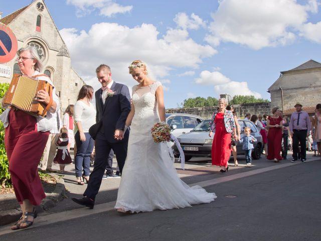 Le mariage de Armand et Aurélie à Courmelles, Aisne 55