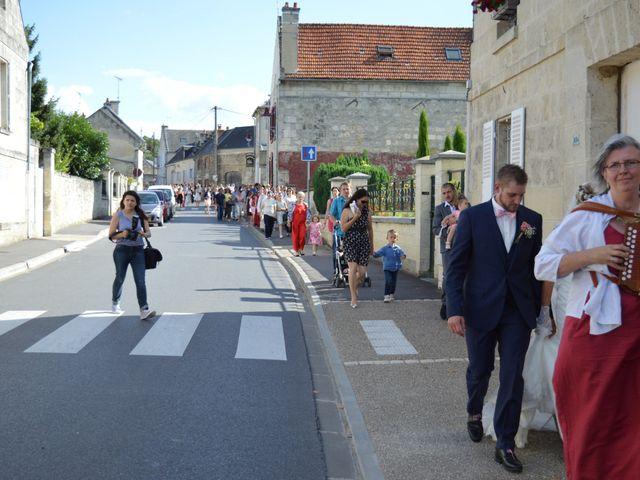 Le mariage de Armand et Aurélie à Courmelles, Aisne 57