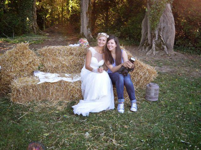Le mariage de Armand et Aurélie à Courmelles, Aisne 62