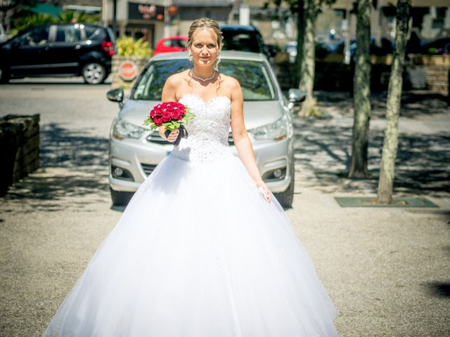 Le mariage de Nicolas et Lindsay à Guidel, Morbihan 11