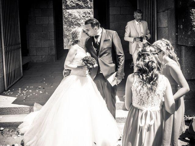Le mariage de Nicolas et Lindsay à Guidel, Morbihan 16