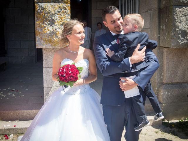 Le mariage de Nicolas et Lindsay à Guidel, Morbihan 17