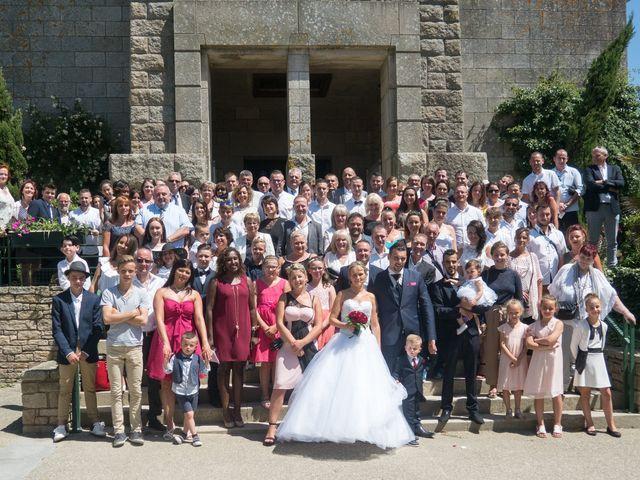 Le mariage de Nicolas et Lindsay à Guidel, Morbihan 2