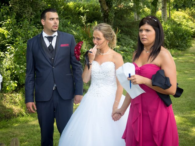 Le mariage de Nicolas et Lindsay à Guidel, Morbihan 18