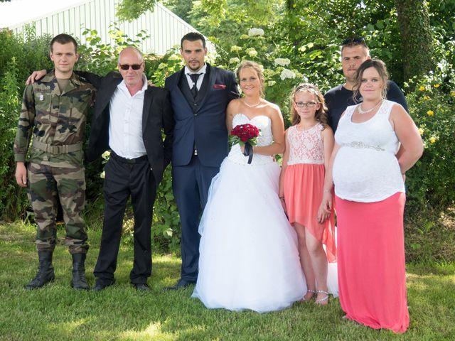 Le mariage de Nicolas et Lindsay à Guidel, Morbihan 22