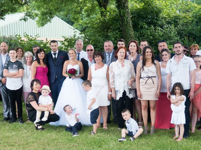 Le mariage de Nicolas et Lindsay à Guidel, Morbihan 23