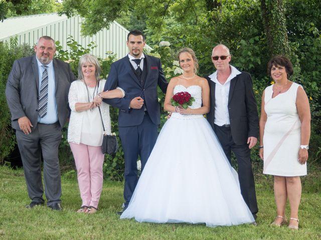 Le mariage de Nicolas et Lindsay à Guidel, Morbihan 24