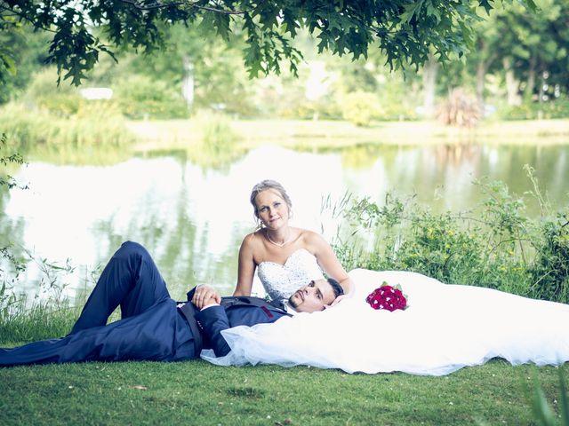 Le mariage de Nicolas et Lindsay à Guidel, Morbihan 29