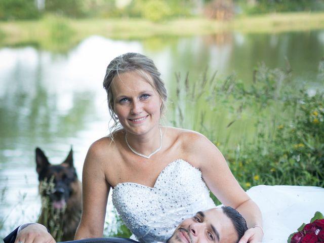 Le mariage de Nicolas et Lindsay à Guidel, Morbihan 33