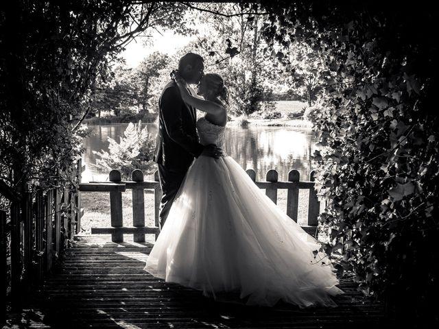 Le mariage de Nicolas et Lindsay à Guidel, Morbihan 34