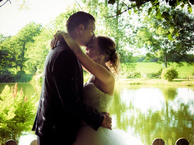 Le mariage de Nicolas et Lindsay à Guidel, Morbihan 35