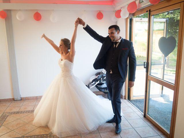 Le mariage de Nicolas et Lindsay à Guidel, Morbihan 45