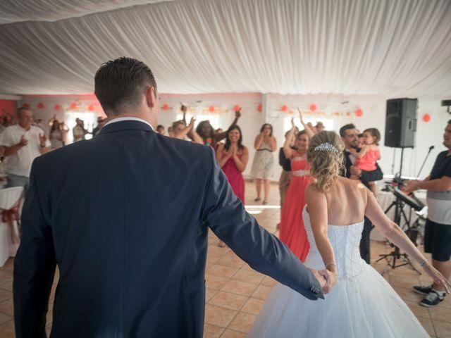 Le mariage de Nicolas et Lindsay à Guidel, Morbihan 46