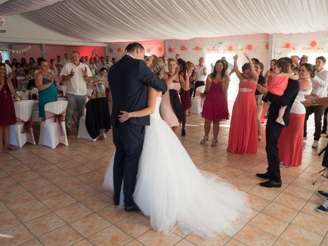 Le mariage de Nicolas et Lindsay à Guidel, Morbihan 48