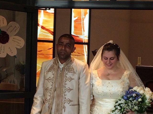 Le mariage de Belgacem et Clotilde à Alfortville, Val-de-Marne 4