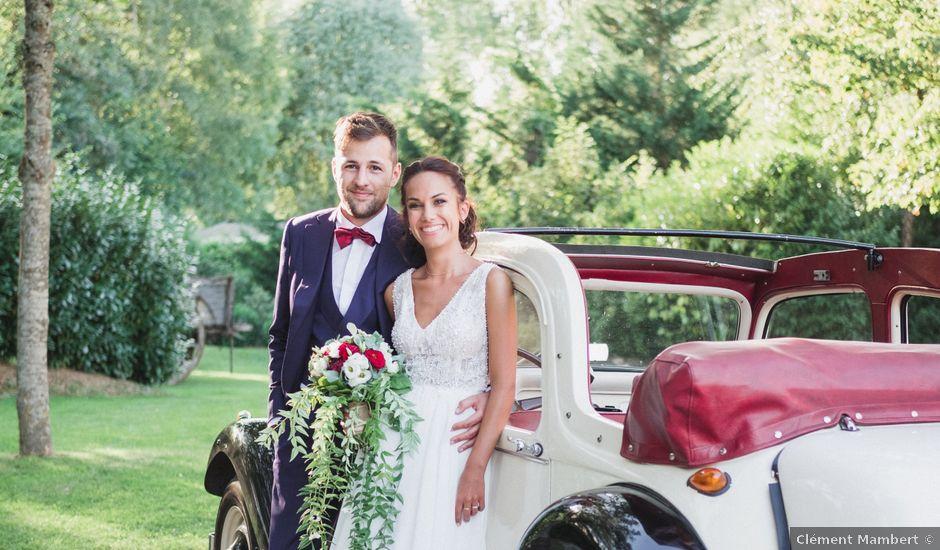 Le mariage de Alex et Lou à Bleury, Eure-et-Loir