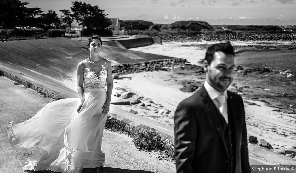 Le mariage de Loïc et Tania à Lorient, Morbihan