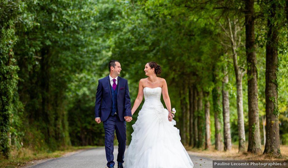 Le mariage de Maxime et Elise à Carquefou, Loire Atlantique