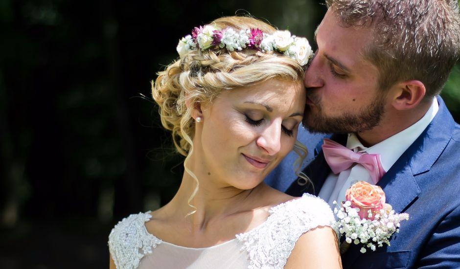 Le mariage de Armand et Aurélie à Courmelles, Aisne
