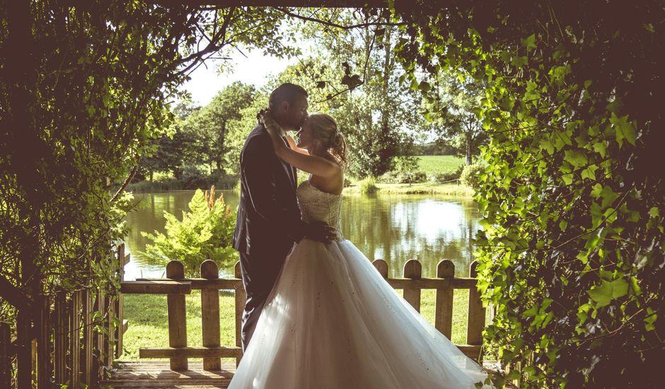 Le mariage de Nicolas et Lindsay à Guidel, Morbihan