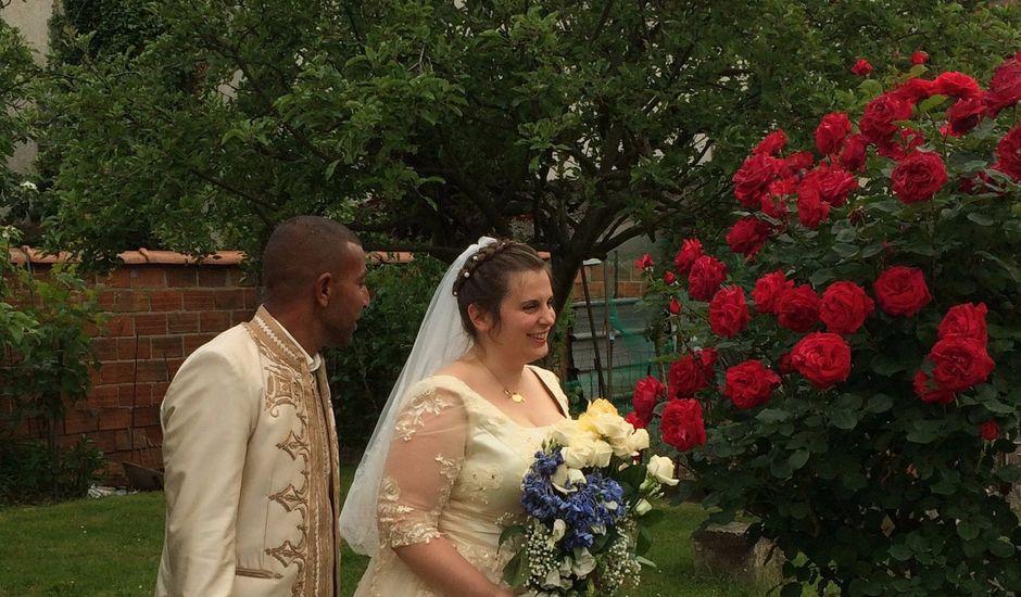 Le mariage de Belgacem et Clotilde à Alfortville, Val-de-Marne
