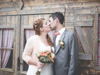 Le mariage de Tatiana et Florian