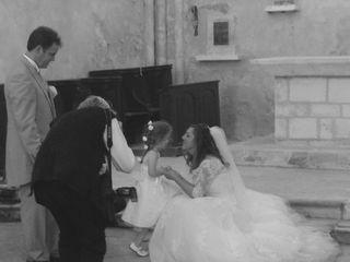 Le mariage de Caroline  et Frédéric  2