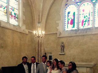 Le mariage de Caroline  et Frédéric  3