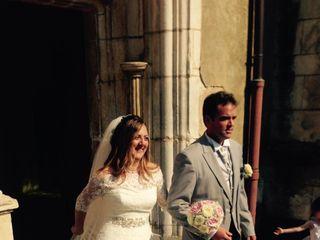 Le mariage de Caroline  et Frédéric